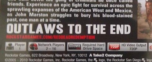 Solo 600MB per l'installazione di Red Dead Redemption