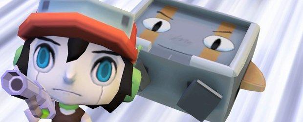 Cave Story 3D permetterà di visualizzare i personaggi con gli sprites 2D originali