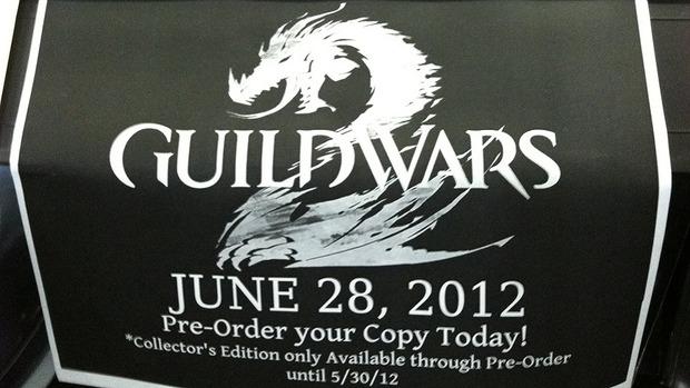 Guild Wars 2: spunta una data di lancio, ma NCSoft smentisce