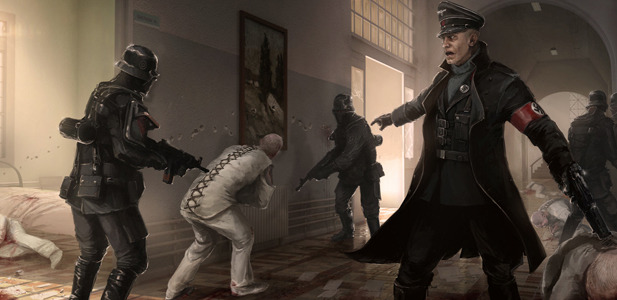 Wolfenstein: The New Order - anteprima - XBOX 360