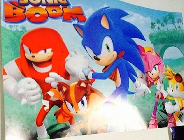 Sonic Boom: svelato un nuovo personaggio?
