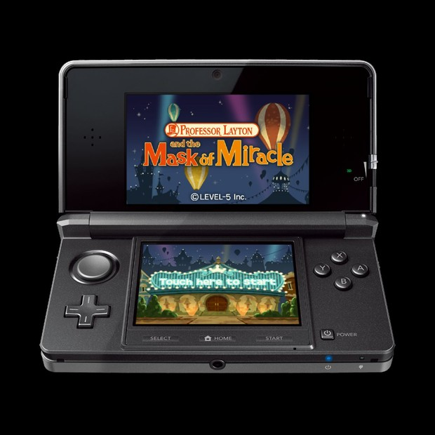 Professor Layton and The Miracle Mask annunciato per Nintendo 3DS
