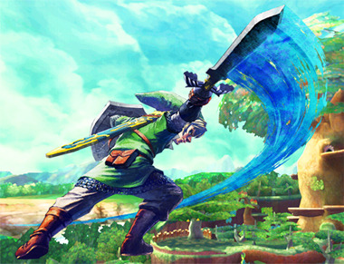 The Legend of Zelda: Skyward Sword - recensione - Wii