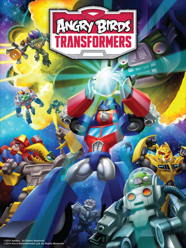Angry Birds Transformers annunciato per dispositivi Android ed iOS