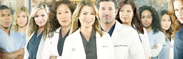 Grey's Anatomy 11, un teaser banner ed un'immagine di Geena Davis - Notizia