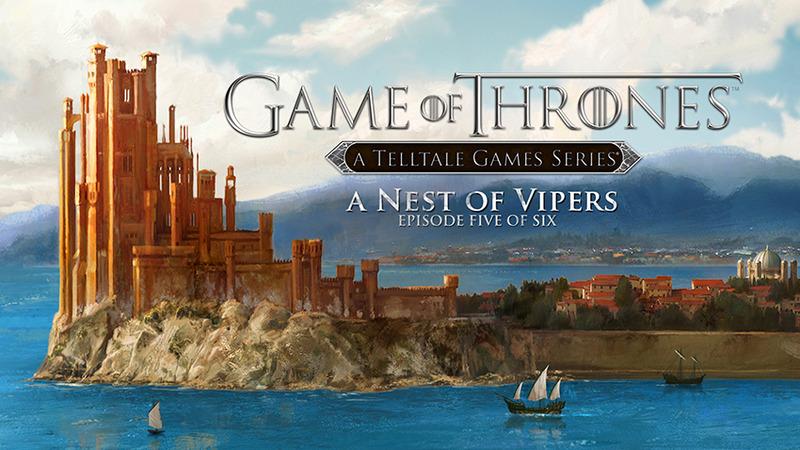 Prime immagini del quinto episodio di Game of Thrones
