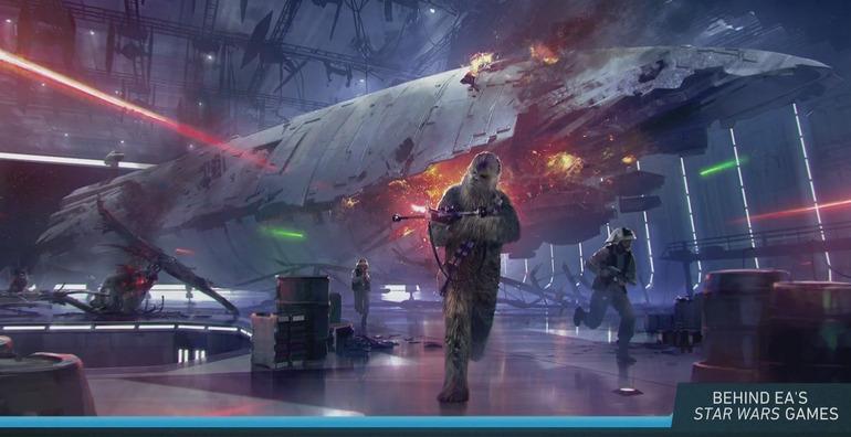 Primo teaser di Death Star, nuovo DLC di Star Wars Battlefront