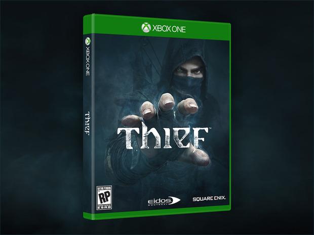 Thief: mostrate le cover ufficiali