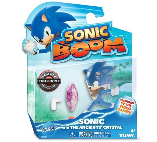 Sonic Boom, un'action figure per il preorder