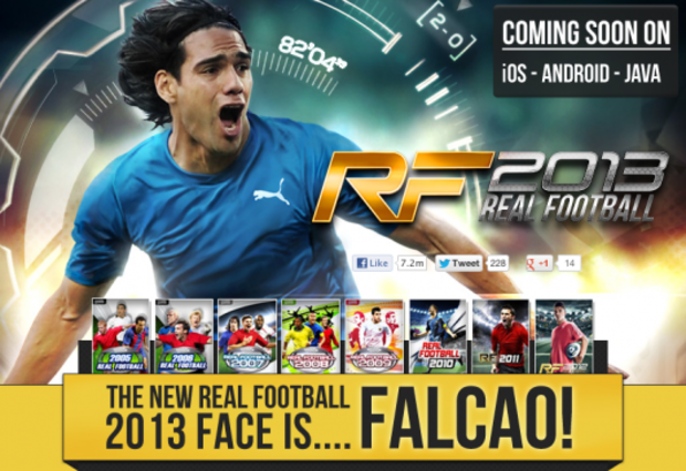 Nuovo trailer per Real Football 2013