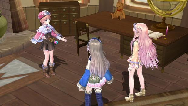 New Atelier Rorona The Origin Story: The Alchemist of Arland: nuove immagini