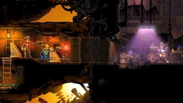 Steamworld Heist annunciato, in arrivo durante la primavera