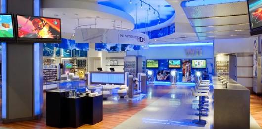 Inizia il rinnovo del celebre Nintendo World Store di NY