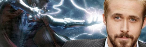 Dottor Strange: la Marvel corteggia Ryan Gosling per il ruolo - Notizia