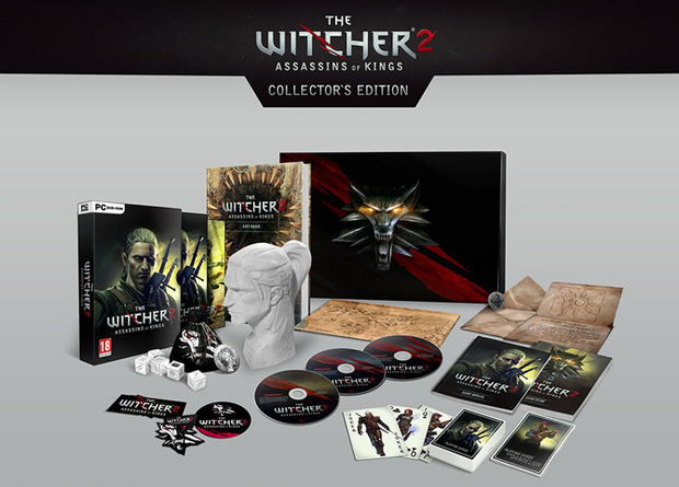 The Witcher 2, confermata la Collector's Edition