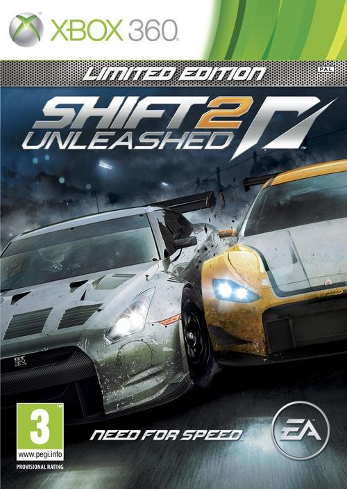 Shif 2: Unleashed, annunciata la limited edition