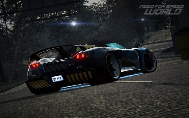 Need for Speed World: EA vende un auto di lusso a 100$