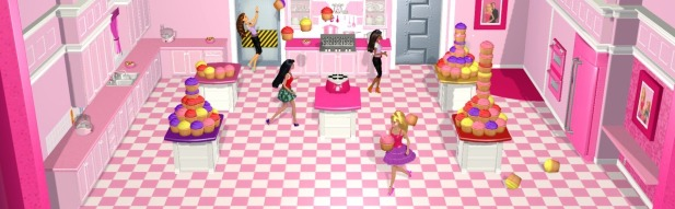 Barbie Dreamhouse Party - recensione - 3DS
