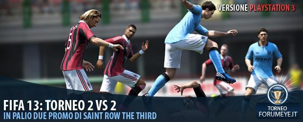 [PS3]FIFA 13: Torneo 2 Vs 2