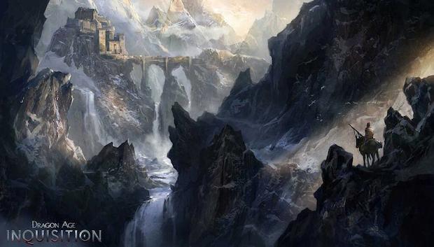 Dragon Age Inquisition: pubblicati nuovi concept art