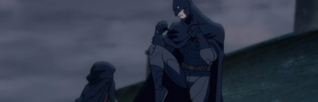Batman vs. Robin: ecco il trailer ufficiale - Notizia