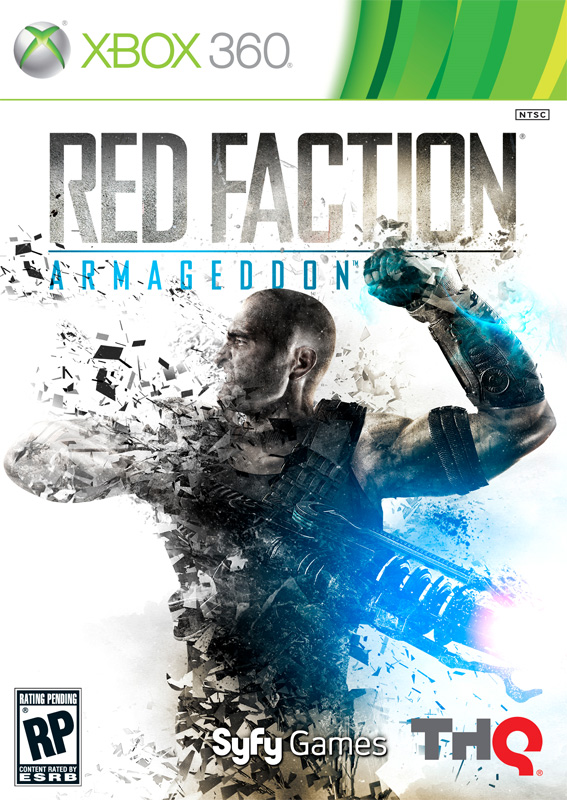Red Faction Armageddon: svelata la boxart USA