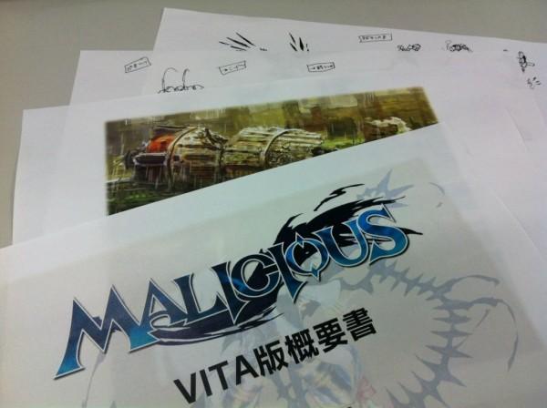 Malicious per PS Vita: lo sviluppo procede rassicura Alvion