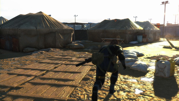 Metal Gear Solid 5 Ground Zeroes: risoluzione e immagini comparative