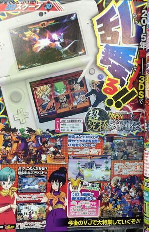 Dragon Ball Z Extreme Butoden per 3DS sarà annunciato a breve