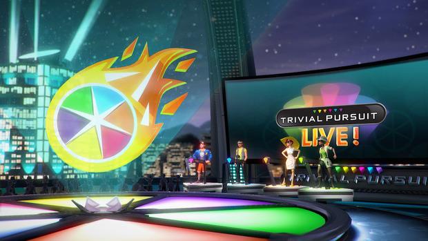 Trivial Pursuit Live disponibile dal 18 febbraio su console PlayStation e Xbox