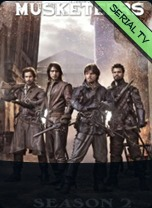 first look The Musketeers - Stagione 2