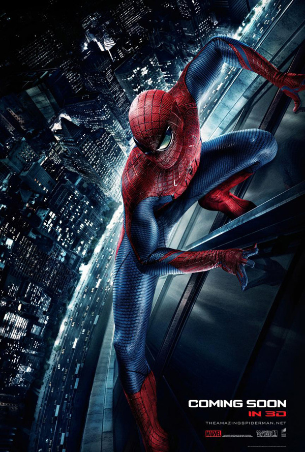 The Amazing Spider-Man: un nuovo poster internazionale