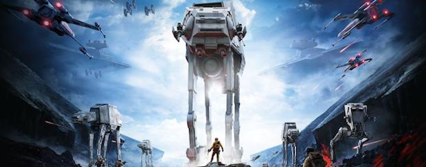La presentazione di Star Wars Battlefront in diretta questa sera alle 19:30 - Notizia
