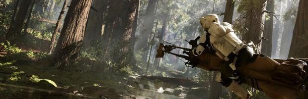 [Aggiornata] Scontri tra 40 giocatori in Star Wars: Battlefront - Notizia