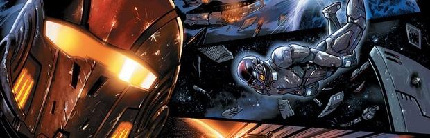 Mass Effect Genesis, il fumetto interattivo del primo Mass Effect disponibile su Xbox Live