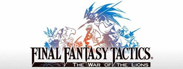 Final Fantasy Tactics: The Lion War disponibile in Estate su App Store