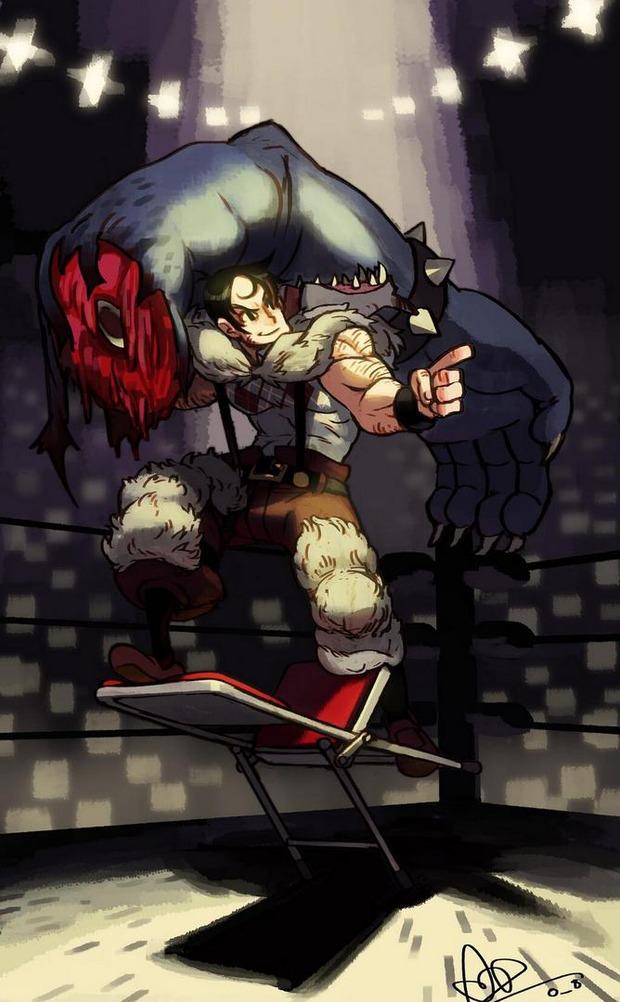 Skullgirls: scelto il personaggio di Beowulf attraverso il secondo sondaggio