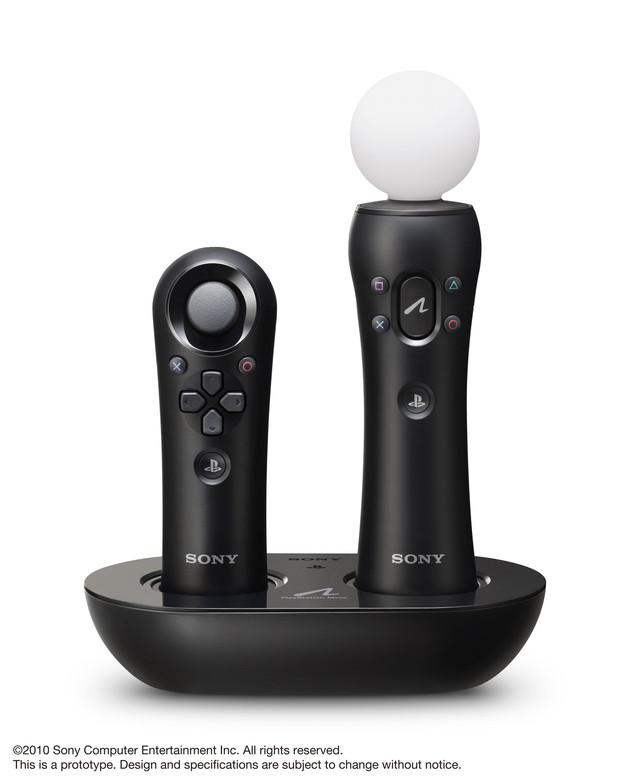 PlayStation Move: più comodo da ricaricare con un accessorio ufficiale