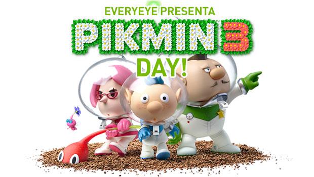 Pikmin 3: le foto dell'evento di Milano!