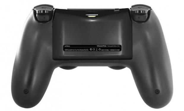 DualShock 4: Nyko presenta un battery pack esterno