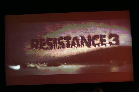 Annunciato ufficialmente Resistance 3