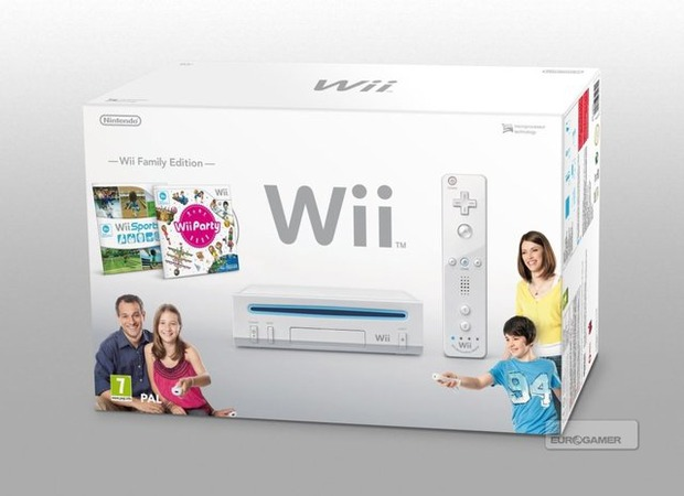 Nintendo annuncia un nuovo modello di Wii in arrivo per Natale