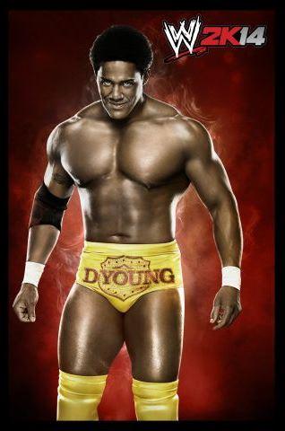 WWE 2K14: Darren Young farà parte del roster