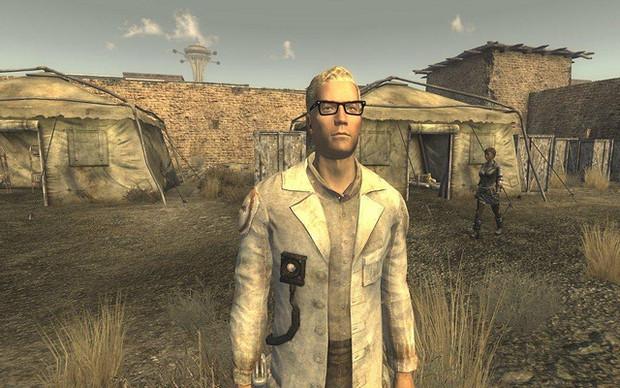 Fallout: New Vegas, svelati i compagni di viaggio