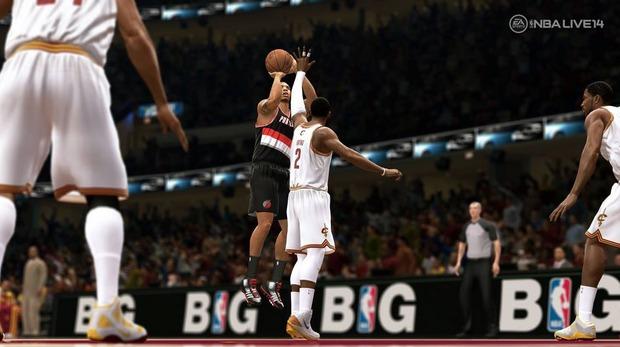 NBA Live 14 uscirà il 19 Novembre in USA: prima immagine in-game