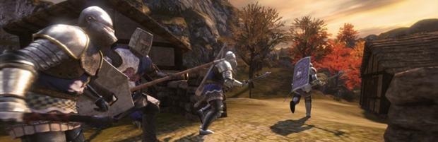 Chivalry Medieval Warfare, nuovi dettagli sulle versioni console - Notizia