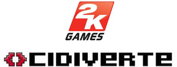 Cidiverte e 2K Games a Lucca Comics and Games 2014 - Notizia