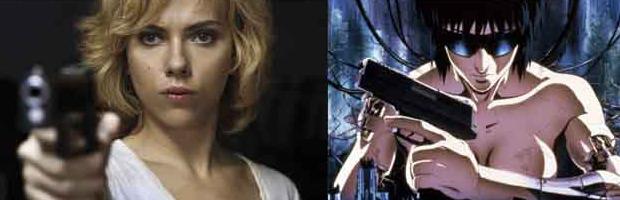 Ghost in the Shell: Scarlett Johansson in lizza - Notizia