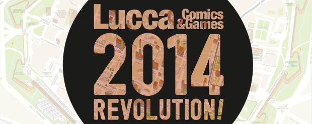 Lucca Comics 2014: dettagli delle aree Games e Movie - Notizia