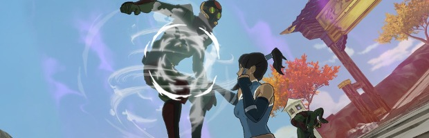 The Legend of Korra: trailer di lancio - Notizia